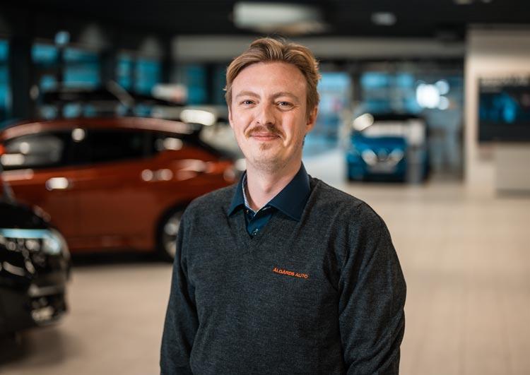 Chris Iversen - Ålgårds Auto