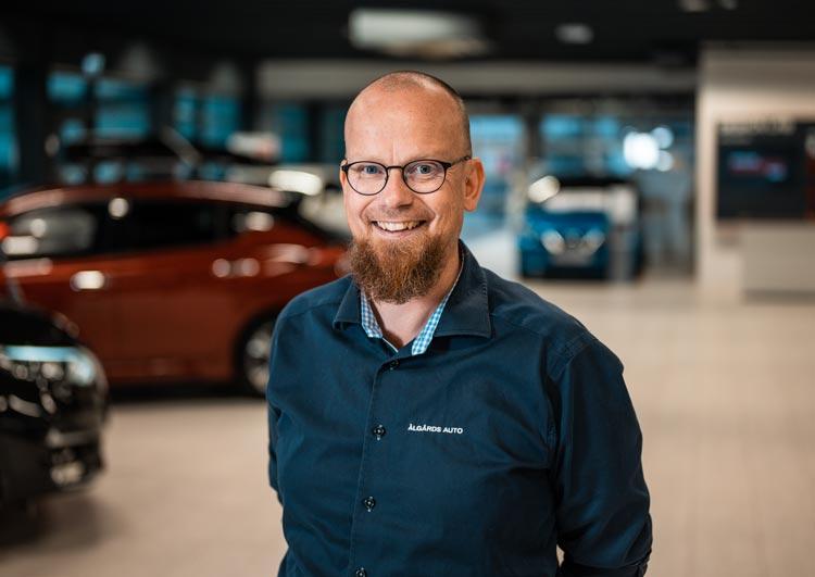 Per Jarle Steffensen - Ålgårds Auto