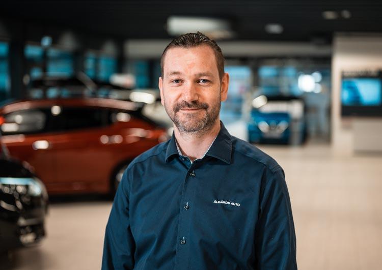 Sven Lux - Ålgårds Auto