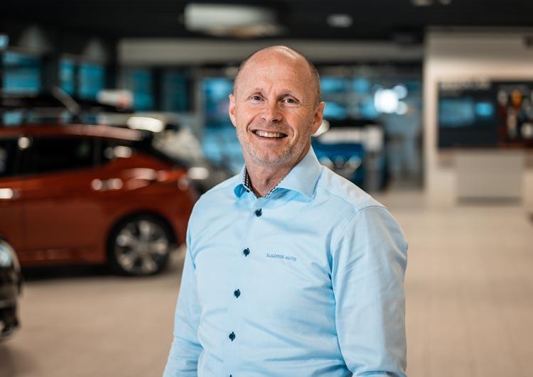 Ulf Karlsen - Ålgårds Auto